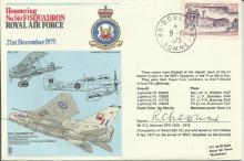 RAF Signed Covers Collection. Mixed collection of signed RAF covers. Consis