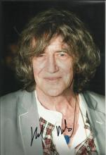 Howard Marks aka Mr Nice - personally signed 12x8 (colour) photo . Welsh a