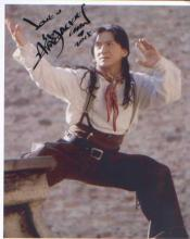 Jackie Chan. 10x8 picture. Good condition. All signed items come with a Cer