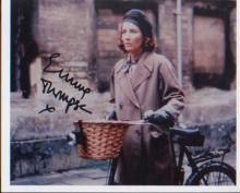 Emma Thompson. 10x8 picture. Good condition. All signed items come with a C