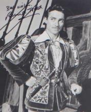 Richard Todd. 10x8 picture in character. Good condition. All signed items c