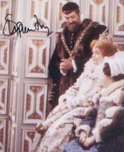Black Adder - Stephen Fry. 10x8 picture picture from Black Adder. Good cond