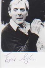 The Goons - Eric Sykes. P/C sized picture. Good condition. All signed items