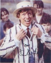 Tommy Steele. 10x8 picture in character from Half a Sixpence. Good conditio