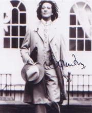 Wilde - Stephen Fry. 9x7 picture in character as Oscar Wilde. Good conditio