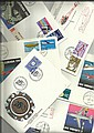 11 Swiss flight aviation covers mainly from the Luraba 1981