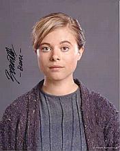 Star Wars: 8x10 inch photo signed by Bonnie Piesse who played Aunt Beru in Star Wars