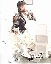 Tom Skerritt 8x10 photo of Tom from Alien, signed in NYC