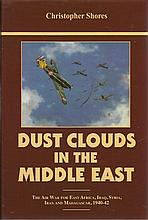 Dust clouds in the Middle East - the air war for East Africa, Iraq, Syria,