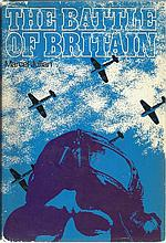 The Battle of Britain by Marcel Julian hardback book 1967. Signed on bookpl
