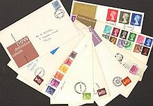 First Day Cover collection. 396 covers mainly from 1970s - 1980s. A mixture
