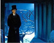Richard E Grant 10x8 colour photo of Richard from Sherlock Holmes, signed b