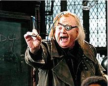 Brendan Gleeson 10x8 colour photo of Brendan from Harry Potter, signed by h