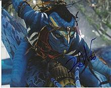 Laz Alonso signed colour 10x8 photo. Good condition