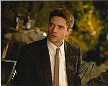 Turner Grace signed colour 10x8 photo. Good condition