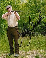 Kane Garrison signed colour 10x8 photo. Good condition