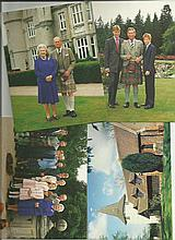 Collection of 5 Royal family postcards. Unused. Good condition