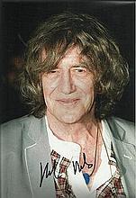 - Howard Marks aka Mr Nice - personally signed 12x8 (colour) photo. Welsh