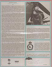 - Signature and Canadian fighter Aceprofileof US-RCAF Lieutenant General