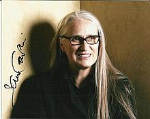 Jane Campion signed colour 10x8 photo Good condition. All signed items com