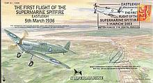 Wg Cdr Bob Doe DSO DFC WW2 fighter ace signed COF31b 67th Ann of the First