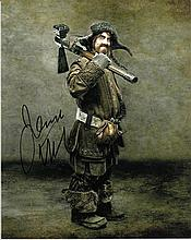 James Nesbitt signed 8x10 Colour Photo Of James