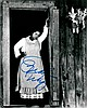 Oprah Winfrey signed 8x10 B/W Photo Of Oprah From