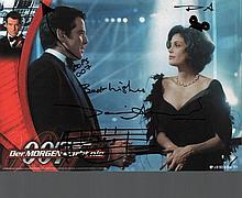 David Arnold signed AMQ. He wrote 007 film scores. Good conditon