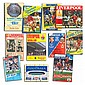 Football Programmes Liverpool matches 16 in total