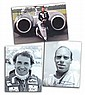 Motor Sport signed photos 10 x 8 includes Phil
