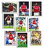 Arsenal Football signed photos Gilberto Silva,