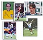 England Football signed collection of five 10 x 8
