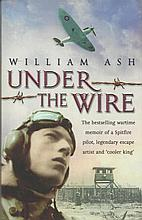 WW2 pilot William Tex Ash & Brendan Foley signed paperback book Under the W