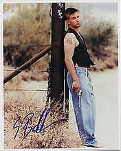 Stephen Baldwin,A 20cm x 25cm, 10 x 8 inches photo of Stephen Baldwin in b