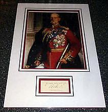 Roberts 1st earl of Sleigh A 20cm x 25cm, 10 x 8 inches image expertly doub