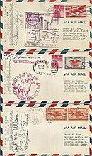 Early US First Flight covers 1952 US FFC First Flight Cover Signed by Post