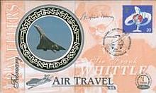 Benham signed cover: Benham Millennium Countdown 'Travellers' cover signed
