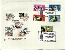 1970 General Anniversaries Philart FDC with Florence Nightingale150th Birth