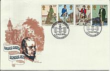 1979 Sir Rowland Hill Bruce Castle Official FDC rare Good condition
