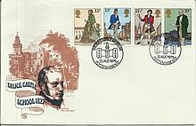 1979 Sir Rowland Hill Bruce Castle Official FDC rare. Good condition