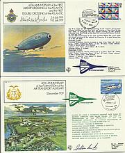 RAF collection consisting mainly of first flight series, including 60th anniversary of the first ai