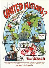 Man Utd Legends signed Paperback book of United