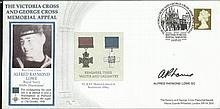 George Cross Collection of 14 covers. For the