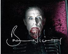 Bill Nighy 10x8 colour Photo of Bill from