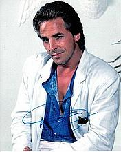 Don Johnson 8x10 colour Photo of Don from Miami