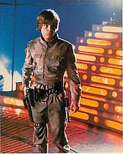 Mark Hamill 8x10 colour Photo of Mark as Luke