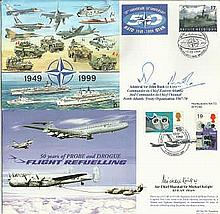 JSCC Third Co-Coordinated & 80th ann RAF series collection over 50 covers f