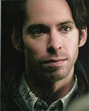 Martin Starr signed colour 10x8 photo. Good condition