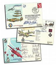 Air Displays Special signed collection. Complete set of the 40 cover series