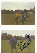 Dream Team Football Show Signed collection of 12